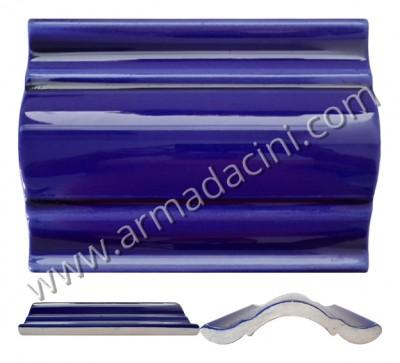 14x20 Kobalt Dış Bükey Sütunce