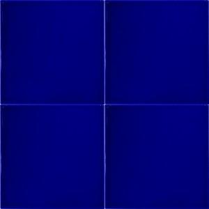 AC-25 Kobalt Mavi Cini Seramik Karo