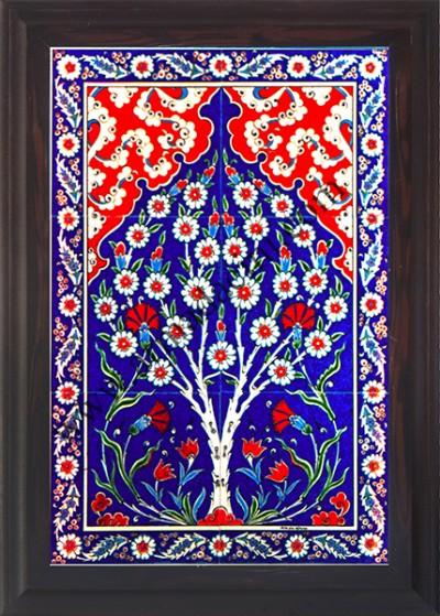Osmanlı hamam çini panoları