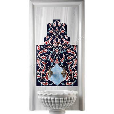 60x105 Klasik Rumi Türk Hamamı