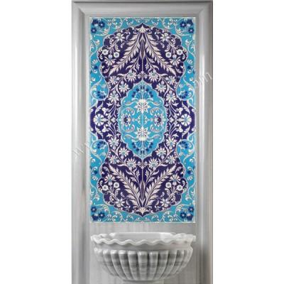 60x120 Koçer Kobalt Türk Hamamı