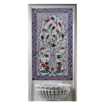 60x90 Lalezar Türk Hamamı
