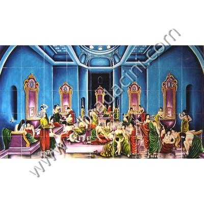 180x100 Düğün Hamamı