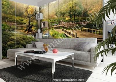 Ofis-Ev Tasarımı-Doğa