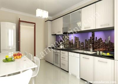 Ofis-Ev Mutfak Tasarımı-New York
