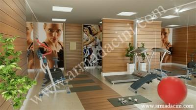 Fitness Salonu (Spor)