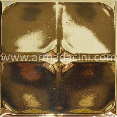 modern altın kaplama porselen rölyefli çini karo