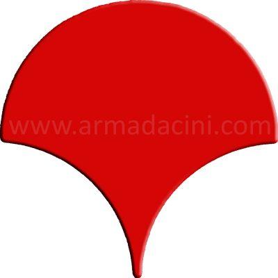 özel iznik çini tasımları kırmızı balık pulu örneği