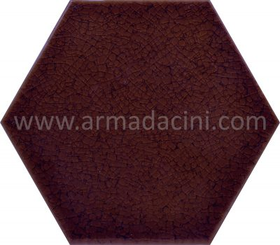 Hexagon tiles decoration ceramic