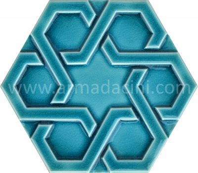 bath bathroom hammam decoration hexagon tiles