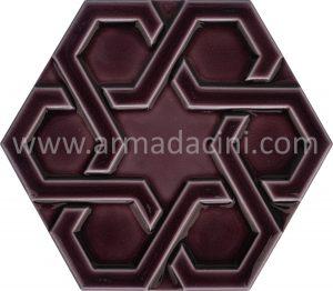hexagon tiles iznik turkis tile mosque porcelain ottoman