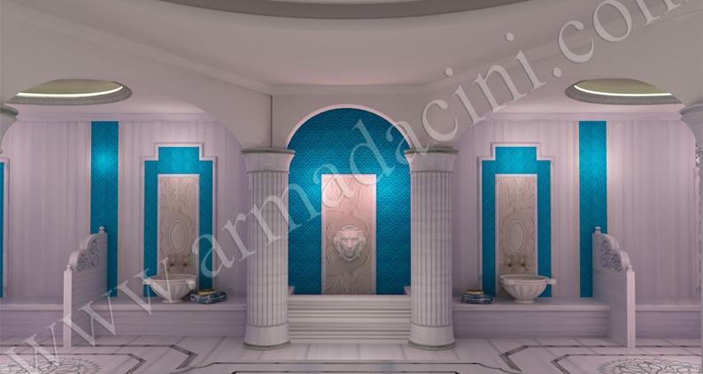 Genel olarak Türk hamamı örnekleri Türk çini sanatı, Osmanlı motifleri, Kütahya çinisi, İznik çinileri, Dekorasyon,Türk hamamı çini panoları, el dekoru