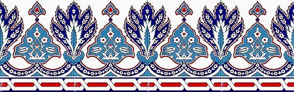 20x25 Tac 303 Kutahya Cini Seramik Karo, Kütahya çinisi, Cami çinileri, Türk hamamı, arabic mosque, Banyo dekorasyon, fiyatları, örnekleri