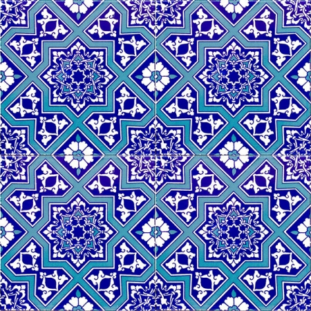 AC-12 Selcuk Star Patterned Cini Tile, Kütahya Tile, Iznik Tile, Mosque Tiles, Turkish Bath, Maroc, Arabic Mosque Decoration, Tiles, Prices, Samples