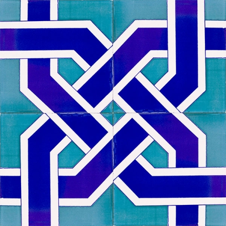 AC-15 Selcuk Star Pattern Cini Tile, Kütahya Tile, Iznik, Mosque tiles, Turkish bath, maroc, arabic mosque decoration tiles, prices, samples