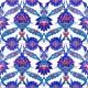 AC-30 Kutahya Pattern Ceramic Tiles, Kütahya tiles, iznik, Mosque tiles, ceramics, Turkish bath, maroc, arabic interior Turkish tiles, prices, examples