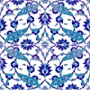 AC-32 Selcuklu Pattern Cini Karo, Kütahya tiles, iznik, Mosque tiles, ceramics, Turkish bath, maroc, arabic interior Turkish tiles, prices, examples