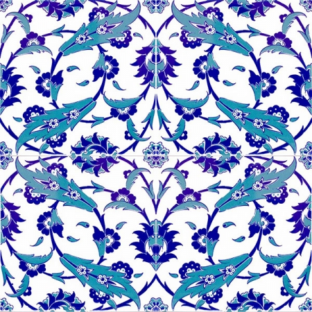 AC-32 Selcuklu Pattern Cini Karo, Kütahya tiles, iznik, Mosque tiles, ceramics, Turkish bath, maroc, arabic interior Turkish tiles, prices, examples