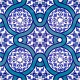 Kütahya tile, iznik tile, Mosque tiles, Patterned ceramic, Porcelain tile, Turkish bath, maroc, arabic tiles, AC-52 Geometric Patterned Tile Tile prices, examples