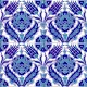 Kütahya tiles, iznik tile, Mosque tiles, Patterned ceramics, Porcelain tiles, Turkish baths, maroc, arabic tiles, Tulip Pattern Blue White Cini Tiles prices, samples
