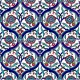 Kütahya tile, iznik tile, Mosque tiles, Patterned ceramics, Porcelain tiles, Turkish bath, maroc, arabic tiles, Iznik Patterned Cini Karo prices, samples