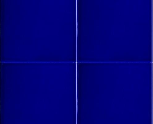 20x20 SP 105 Kobalt iznik Cini Karo kütahya türk hamamı pano örnekleri cami çinileri dekorasyon, mosque islamic art interior tile