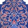 60x105 Klasik Rumi Desen çini Türk Hamamı