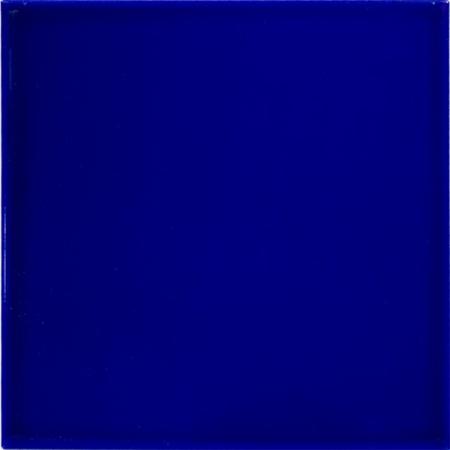 20x20 Cm Ac 25 Kobalt Mavi Renk Çini Seramik Karo
