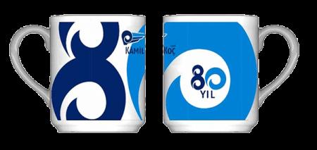 Çift Taraf Baskılı Porselen Kupa 1 Promosyon Bardak Kurumsal Hediyelik Özel Günler İçin Anneler Babalar Sevgililer Doğum Günü Hatıra