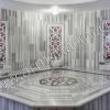 AC-313 Lale Desenli Kutahya Çini Seramik Karo, çinisi, Cami çinileri, Türk hamamı, arabic mosque, Banyo, otel dekorasyon, fiyatları, decoration örnekleri