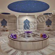 AC-6 Selcuklu Turkuaz Zincir Gecme Desenli Cini Karo, Kütahya çinisi, iznik çini, Cami çinileri, Türk hamamı, arabic mosque dekorasyon, fiyatları, örnekler