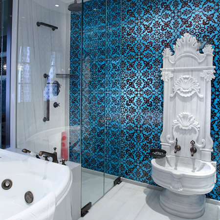 Turkish Bath & Hotel Decoration