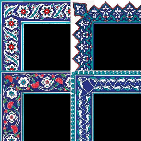 10x20 Tile Bordure