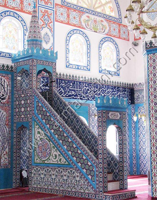 Mosque Pulpits