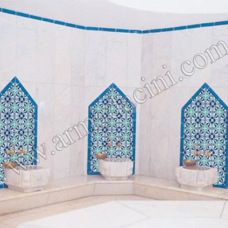 Serigraphy Turkish Bath