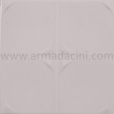 13x13 PR-235 Beyaz Rolyefli Porselen Cını Karo, Kütahya porselen seramik iznik çini banyo mutfak tezgah otel türk hamamı dekorasyon örnekleri, fiyatları