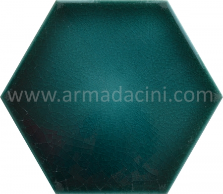 Emerald Flat Porcelain Hexagon Ceramic Tile, Kutahya Ceramic, Mosque ceramics, Turkish bath, mosque, Bathroom hotel decoration, prices hexagon tile decoration examples