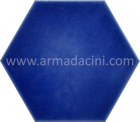 Cobalt Flat Porcelain Hexagon Ceramic, Turkish bath, mosque, Bathroom hotel decoration, prices hexagon tile decoration samples