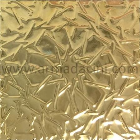 25x25 PR-396 Altın Roleyflı Porselen Cını Karo, Kütahya porselen seramik iznik çini banyo mutfak tezgah otel türk hamamı dekorasyon örnekleri, fiyatları
