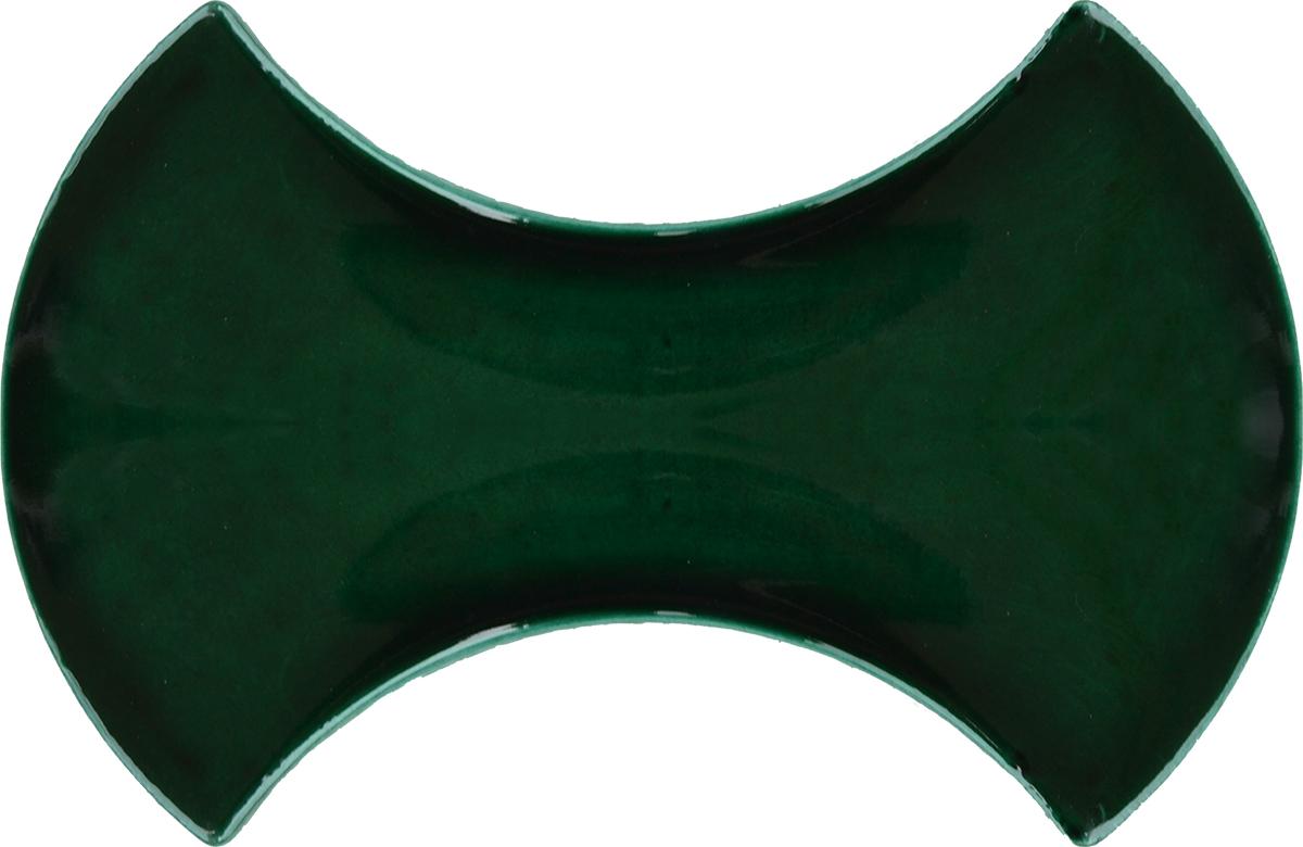 cami yeşil çini papyon şekilli seramik bordür