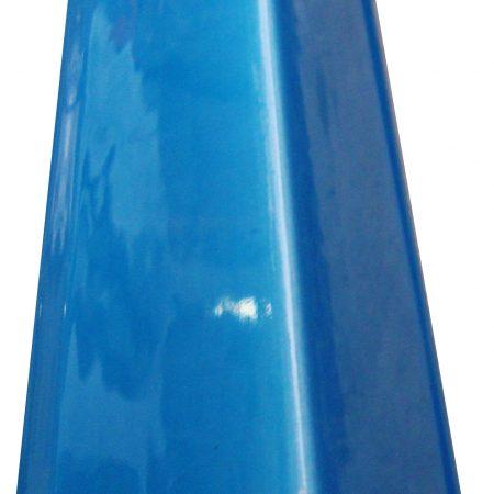 07x20 Turkuaz V kose Dokum Cini Kornis Sırlı pres kalıp şekil eldekoru el yapımı çiniler modern klasik desenli ürünler isteğe gere istenilen ebatta kalıplanmış presli çamur baskı karo ıslak çamurla preslenmiş ebatlı mat parlak sırlı çini baklava üçgen karo yuvarlak geometrik silindir piramit kare