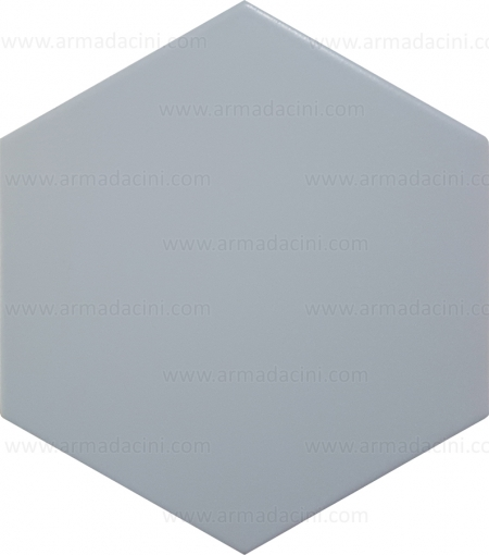 Plain White Hexagon Color Ceramic Tile White Color Shapeless Patternless Matte Gloss Floor Ceramic Tile Thick Thin