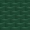 10x20 Zümrüt Yeşil Papyon Seramik Çini Türk Hamamı