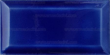 Kobalt Metro Porselen Çini Karo Krakleli Crackleli Crackle Krakle Seramik Modeli Metro Tarzında Tarzı Çatlaklı Çatlatma sırlı çatlak görünümlü