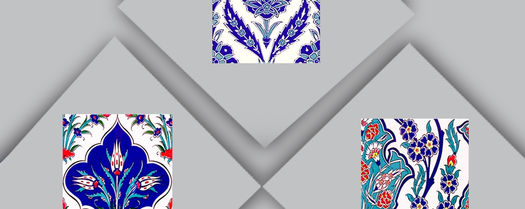 20x25 Desenli çini Karo ve seramikler