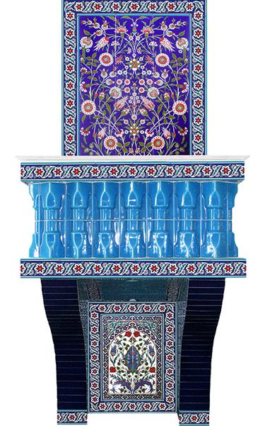Mosque Stands