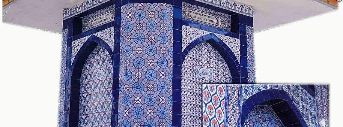 Cami çeşme ve şadırvan örnekleri
