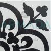 Desenli Yer Çinisi Geometrik Desenli Cafe Yer Zemin Dekorları Seramikleri Çimento bazlı Kalın Yer Seramiği Dış Cephe Kaplaması Özel Desen Antre Yer Seramiği