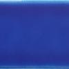 7x21 Cm Düz Kobalt Desenli Çini Seramik karo