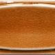 07x21 Karamel Elips Çini Sırlı Bordür modeli